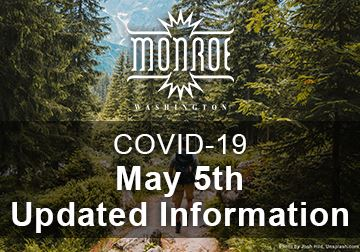 COVID-19 May 5th Updated Information