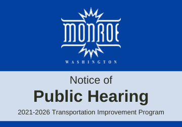 Graphic of Public Hearing Notice