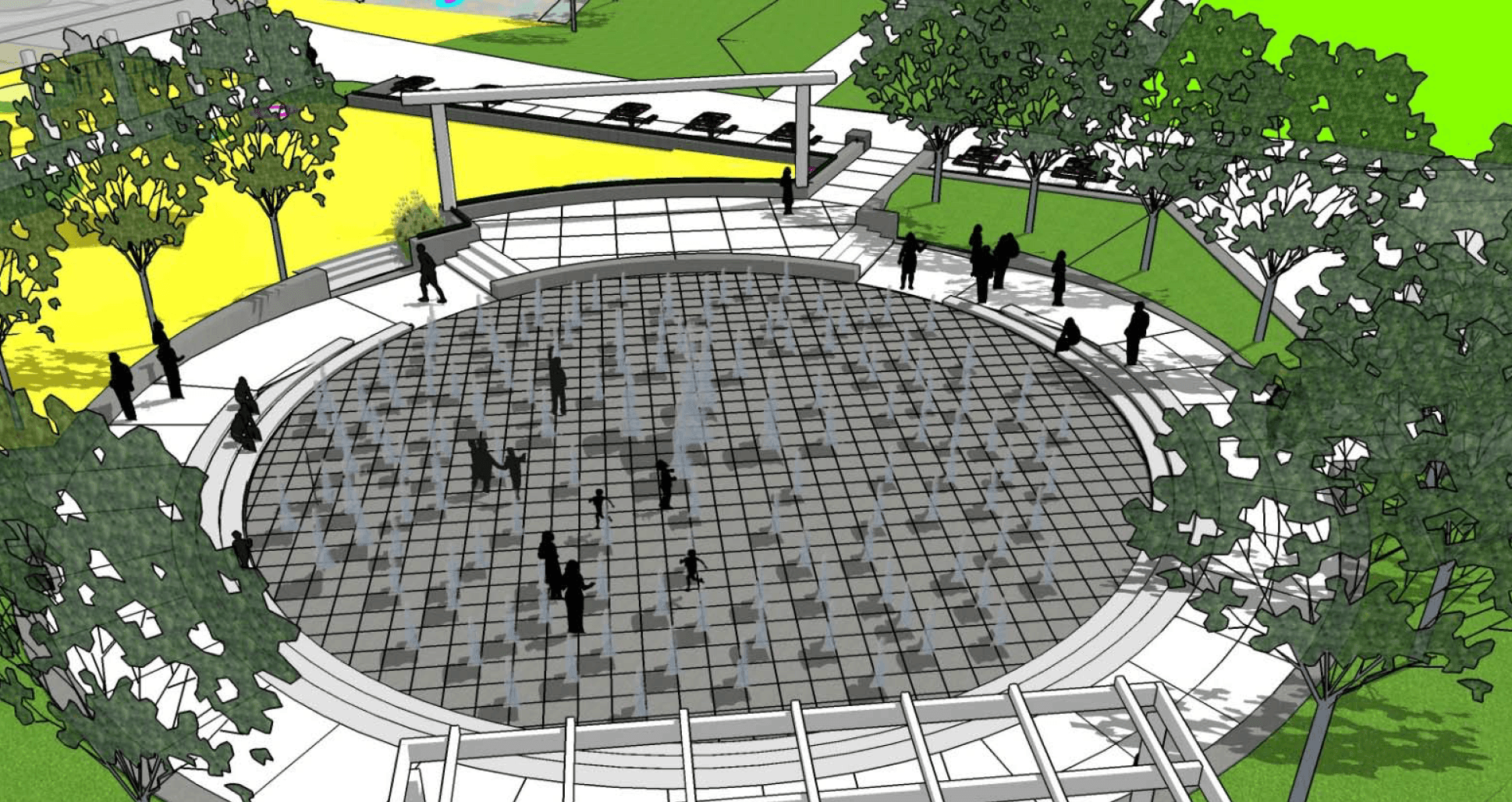Snohomish County Splash Pad Proposal