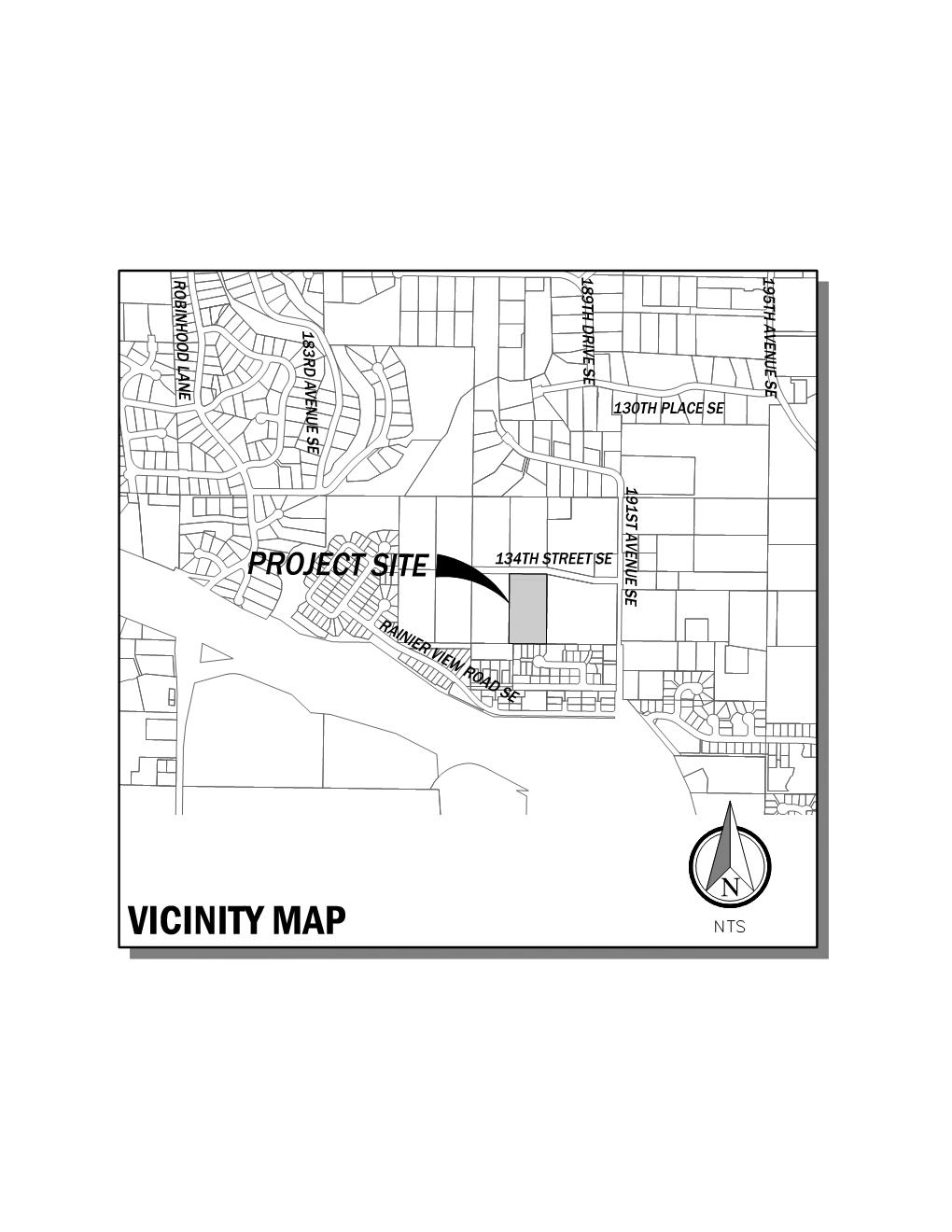 Vicinity Map 8.5x11