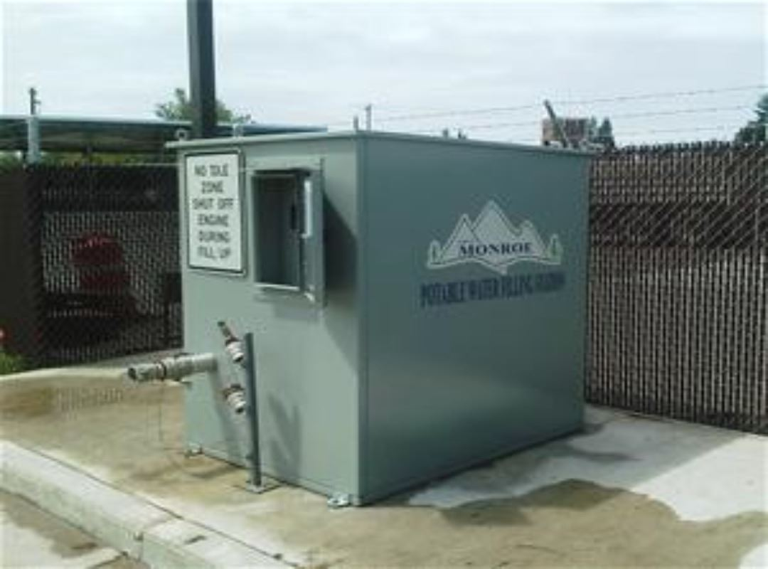 Water Fill Station